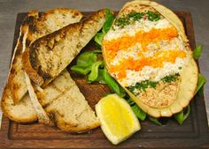DRESSED CRAB RECIPE By Tom Aikens