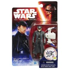 Star Wars The Force Awakens 3.75-Inch Figure Space Mission First Order General Hux http://www.amazon.com/Star-Wars-Awakens-3-75-Inch-Mission/dp/B00WO09QG8/ref=sr_1_1?s=toys-and-games&ie=UTF8&qid=1446075355&sr=1-1&keywords=Star+Wars+The+Force+Awakens+3.75-Inch+Figure+Space+Mission+First+Order+General+Hux