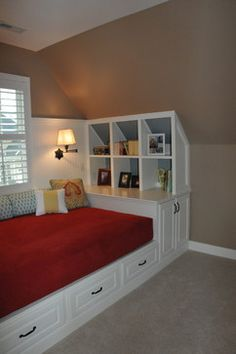 Slanted Walls Design Ideas, Pictures, Remodel, and Decor - page 2