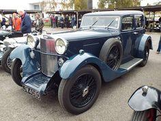 1934 Sunbeam Twenty sports saloon (15458389940) - Sunbeam Motor Car Company - Wikipedia