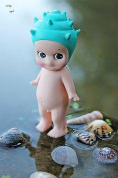 Cute little Shell & Starfish