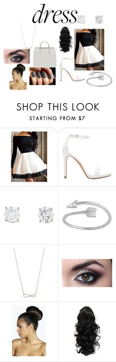 """""""u wouldn't know"""" by mrsemilystyles4everandever on Polyvore featuring Zara and Boohoo"""