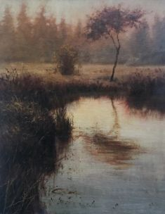 Light-Filled Landscape Paintings by Michael Orwick I Artsy Shark