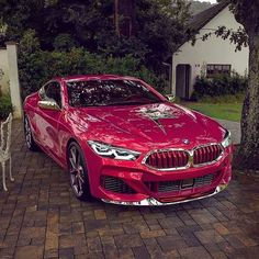 "Yachts | Cars | Mansions on Instagram: ""Do you like this BMW M850i? 🔥 - Help us grow the community by following @millionairemovements 🙏 - 📸 - @plastiliner @bmw_club_official.__  -…"" Luxury Sports Cars, Top Luxury Cars, Sport Cars, Bmw Autos, Rosa Bmw, Bmw Roadster, Bmw M5, Gs 1200 Bmw, Pink Bmw"