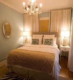 43 Stunning Small Bedroom Decorating Ideas On A Budget DecoRewarding Bedroom Ideas For Small Rooms Bedroom Budget Decorating DecoRewarding Ideas Small Stunning Small Bedroom Ideas On A Budget, Bedroom Decor For Women, Small Bedroom Designs, Small Room Decor, Budget Bedroom, Design Bedroom, Bedroom Designs For Couples, Tiny Master Bedroom, Couple Bedroom