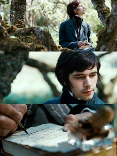 Ben Whishaw (John Keats) - Bright Star (2009) directed by Jane Campion