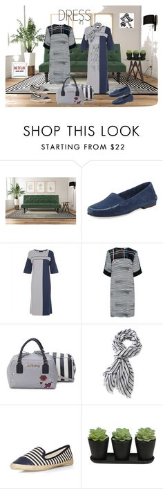 """chill 2 tone"" by skatiemae ❤ liked on Polyvore featuring Avenue Greene, Manolo Blahnik, Jaeger, Preen, L.L.Bean and Dorothy Perkins"