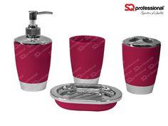 Distributeur de savon liquide cube lavande-mat | Accessoires salle ...