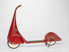 I want this scooter! MoMA century of the child - growing by design, 1900-2000 exhibition