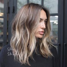"1,494 Likes, 14 Comments - SAL SALCEDO (@salsalhair) on Instagram: ""It's always Beachy  in California✌ Color @mizzchoi Cut/Style @salsalhair  #salsalhair #mizzchoi…"""
