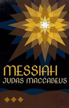 Portland Chamber Orchestra and Choral Arts Ensemble join to perform Handel's Messiah/ Judas Maccabeus. 4 locations December 17-21st.