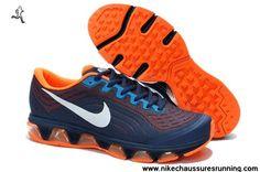online store f3a78 2bb91 en ligne Ocean Bleu Orange Nike Air Max Tailwind 6 Hommes Chaussures New Nike  Air,
