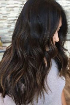 Driftwood Lights hair color