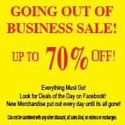 Business Sales, Going Out Of Business, Posts, Day, Messages