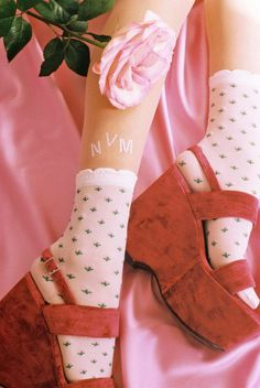 sock-and-shoe pairings by mayan toledano