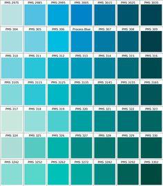 De la couleur par dessus le lit | Pantone