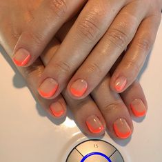 Discover recipes, home ideas, style inspiration and other ideas to try. Accent Nail Designs, Acrylic Nail Designs, Acrylic Nails, Glitter Accent Nails, Sparkle Nails, Orange Nails, White Nails, Nail Black, Black Manicure