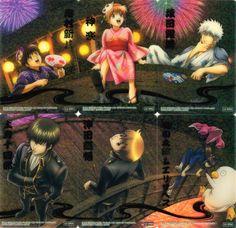 銀魂 Okikagu, What Is Like, Peace And Love, Animation, Illustration, Silver, Anime, Painting, Character