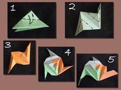 ADOBRACIA: Diagrama Do Kusudama Sonobe Com A Ponta Dobrada (sonobe unit instructions)
