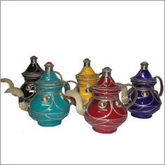 To sell?    $25    Moroccan Morgan Ceramic Tea pot