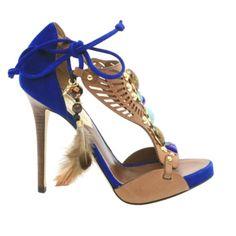 D Squared platform sandal - Azteque