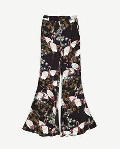 Bästa budgetfynden i butik just nu - Pamela Bellafesta tipsar - Metro Mode Lara Alvarez, Harem Pants, Pajama Pants, Zara, Shorts Sale, Printed Trousers, Trousers Women, Fall Outfits, Personal Style