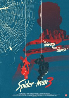 Spider-Man 3 (Sam Raimi, Alternative Poster by Gokaiju Marvel Comics, Marvel Art, Marvel Avengers, Spiderman Marvel, Ms Marvel, Captain Marvel, Spiderman Sam Raimi, Black Spiderman, Amazing Spiderman