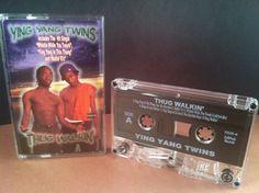 YING YANG TWINS - thug walkin' - CASSETTE hiphop