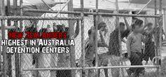New Zealanders highest in Australia detention centers
