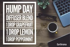 Need a little energy and motivation to push through the rest of your week? Try this citrus mint blend to give you that little extra push you need to finish your week strong!
