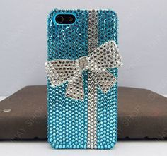 BOWS iphone 5 case   iphone 4 case  crystal iphone by dnnayding, $32.99