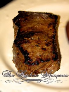 Restaurant quality steaks at home, New York Strip, Pan Seared, Oven Steak, BBQ, Juicy Steak, Tender Steak