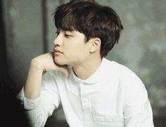 The beginning of love — Kyungsoo's season greetings 2015 ©