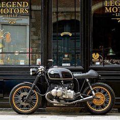 BMW R100 by Legend Motors @legend_motors David Coppieters @davidcoppieters…