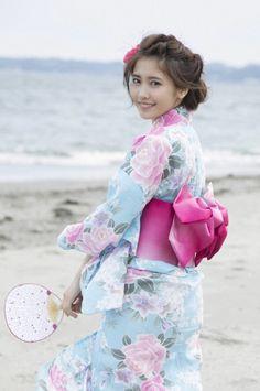 girlsinkimono:  Hinako Sano