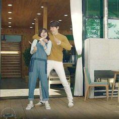 Shin joon young and no eul ❤ ❤