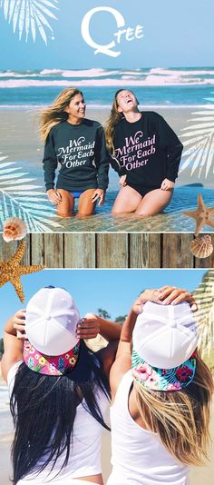 OMG! I Am So In LOVE With These Sweaters My Sister and I Got! I Customized The Design Myself On This Site ;) It was suppper easy! All My Friends Are Always Asking Where I Got It So I Figured I'd Share! Use My Discount Code For 20% Off: QTeeluv & Customize Your Own Designs! ♥