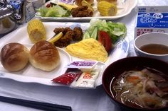 Japanese School Breakfast