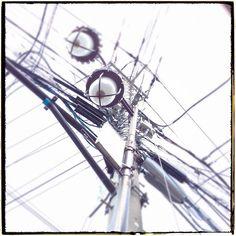 いつかの  #電線電柱部 at 鎌倉 - @highsa- #webstagram