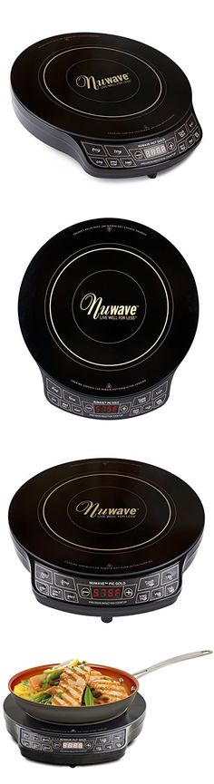 Nuwave PIC Gold with Free 10 1/2 Inch Non-stick Fry Pan - Now 1500 Watts