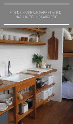 Byron Hinterland Tiny House - Tiny houses for Rent in Possum Creek house cottage Design Kitchen, Diy Kitchen, Kitchen Island Bar, Tiny Houses For Rent, Basement Apartment, Basement Ideas, Decoration, Golf, Cottage