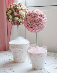 macetas con flores - Bing Imágenes