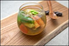 焼きナスのゼリー寄せ : 魚と野菜と私と和ノ香
