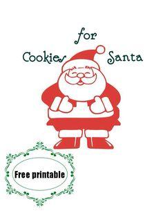 Cookies for Santa xx
