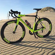 Bici no deserto