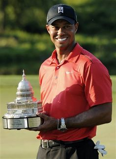 Tiger's come back. Today his 74 title. Very few in the history can do that