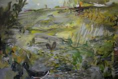 "Saatchi Art Artist Manlio Rondoni; Painting, ""sulle Langhe 2013"" #art"