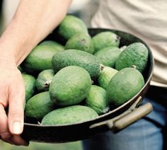Feijoa Chutney - Quick and Easy Recipes, Organic Food Recipes, New Zealand Cooking Recipes - Annabel Langbein