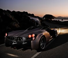 Cruising Streets of Miami In $2 Million Pagani Huayra! Watch the video by clicking on this 'pinworthy' Pagani pic