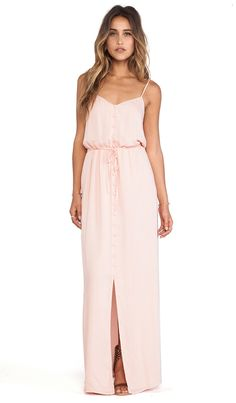 Paige Denim Nina Dress in Ballet Pink (I have this dress and adore it!)
